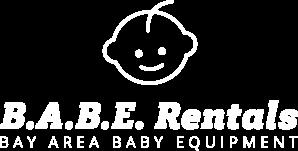 Bay Area Baby Equipment Rentals Logo